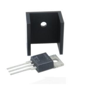 Aavod ML4 - Heatsink for TO-220
