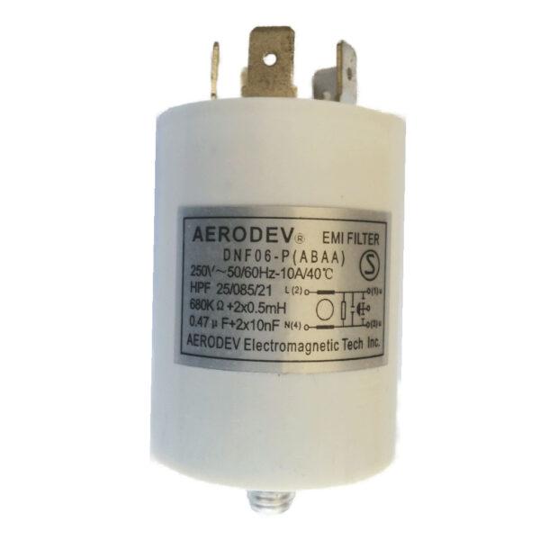 Aerodev DNF06 EMI Filter